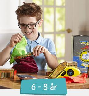 Legetøj 6-8 år