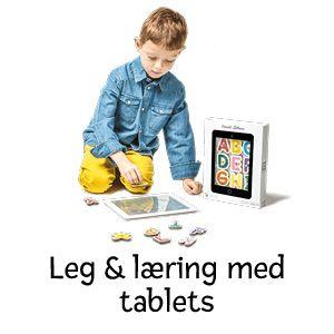 Leg & læring med tablets