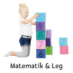 Matematik & leg
