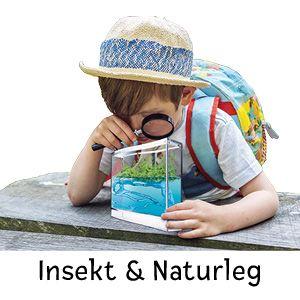 Insekt & naturleg