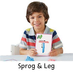 Sprog & leg
