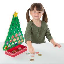 1 - 24 pakkekalender - Nedtælling til jul