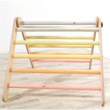 Klatretrekant - Foldbar - Pastel