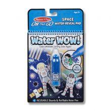 Water Wow, Mal med vand - Rummet