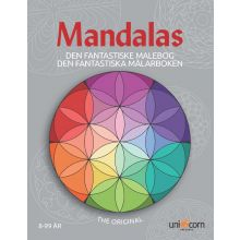 Mandalas malebog - Den fantastiske