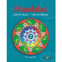 Mandalas malebog - Lær at tælle