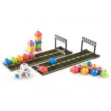 Aktivitetssæt - Tæl mini biler