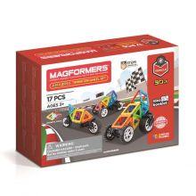 Magformers Seje biler - 17 dele