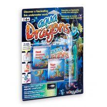 Aqua Dragons tilbehør - Æg og foder