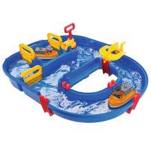 Vandbane AquaPlay - Slusesæt m. 23 dele
