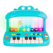 Klaver - Flodhest med lyd og lys