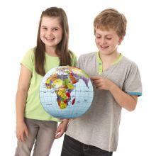 Globus - Oppustelig 30 cm