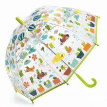 Børneparaply - Frøer