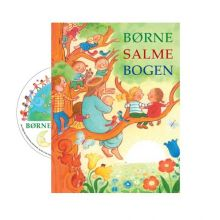 Børnesalmebogen med CD