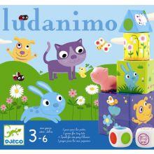 Børnespil - Ludamino