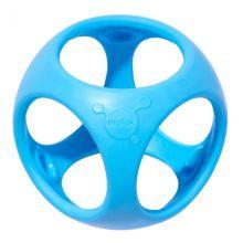 Babybold i silikone - Lyseblå, 1 stk.