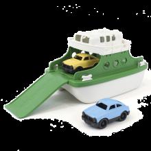 Badeleg - Færge med 2 biler