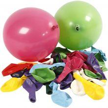 Balloner, runde - 100 stk