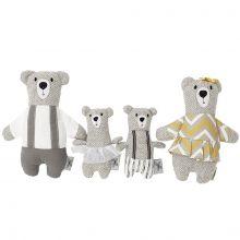 Bamsefamilie - Bjørne