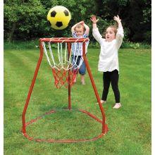 Basketballkurv til de små