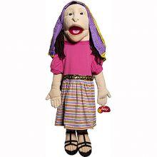 Bibelsk hånddukke 70 cm - Maria Magdalene