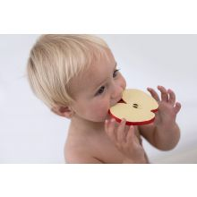 Bidelegetøj - Æblet Pepita