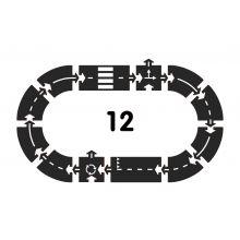 Bilbane - Ringvej, 12 dele