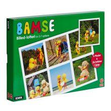 Billedlotteri - Bamse & Kylling