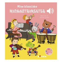 Mine klassiske musikinstrumenter