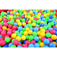 Bolde til boldbad | Ø 6,5 cm. | 500 stk.
