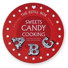 Sweets Cooking - Bolsjer, REFILL