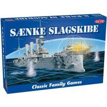 Brætspil - Sænke slagskibe