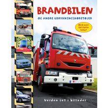 Brandbilen og andre udrykningskøretøjer