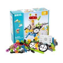 BRIO Builder - Sæt med optager og afspiller