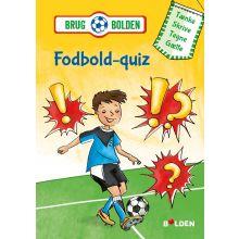 Brug Bolden: Fodbold-quiz
