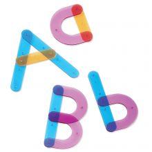 Byg bogstaver