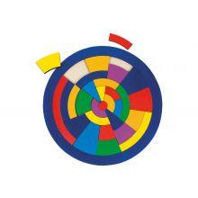 Puslespil - cirkel