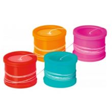 Dåsetelefoner, 1 sæt (ass. farver)