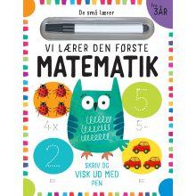 De små lærer - Vi lærer den første matematik