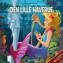 Den lille havfrue + Kode til højtlæsning