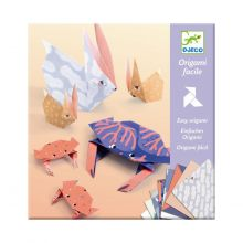 Origami - Dyrefamilier