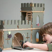 Dukkehus BUILD tilbygning - Fort