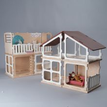 Dukkehus BUILD tilbygning - Villa