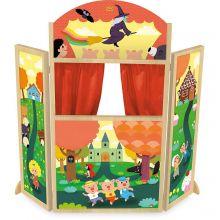 Dukketeater i træ - Eventyr