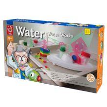 Eksperimenter med vand
