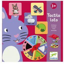 Følespil - Tactilo Loto, dyr