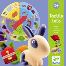 Følespil - Tactilo Loto, På bondegården