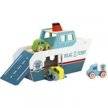 Vilacity - Færge inkl. 3 biler