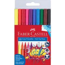 Faber Castell Tusser Grip 10 stk.