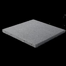 Faldunderlag 50 x 50 cm / 30 mm tyk - Grå